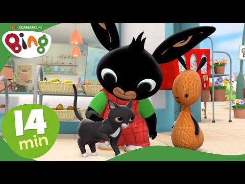 Króliczek Bing -Kompilacje Tematyczne- bajki dla dzieci