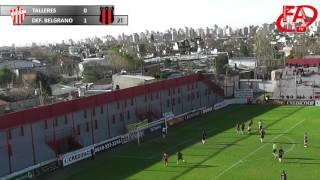 FATV 16/17 Fecha 36 - Talleres 0 - Defensores de Belgrano 1