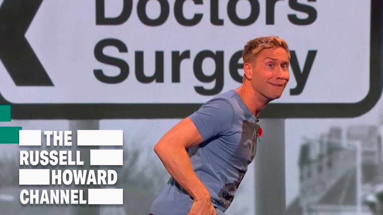 Download This Clip Could Save Your Life - The Russell Howard Hour