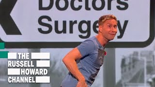 This Clip Could Save Your Life - The Russell Howard Hour
