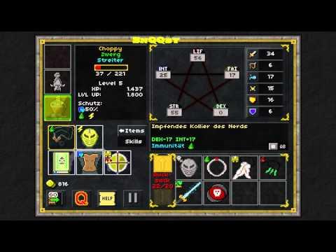 Pixel Heroes Byte & Magic (RPG Hommage Spiel von Headup Games) SnQQby Let's Play #1.4.11 |