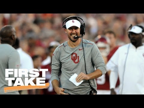 Lincoln Riley Interview On First Take | First Take | ESPN