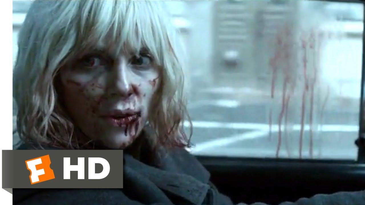 Atomic Blonde (2017) - Fasten Your Seatbelt Scene (7/10) | Movieclips