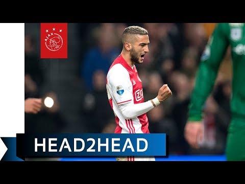 Head2Head: Ajax - FC Groningen