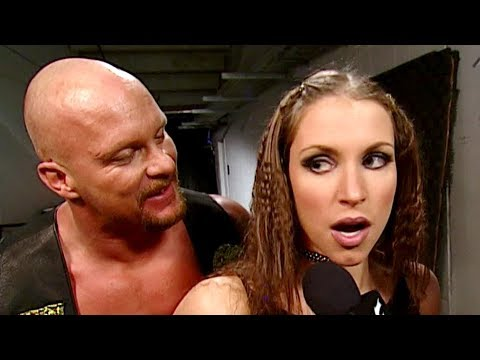 """""""Stone Cold"""" Steve Austin's greatest """"What?!""""-filled interview: Royal Rumble 2002"""