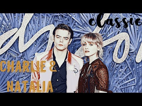 Charlie Heaton + Natalia Dyer || Baby youre so classic