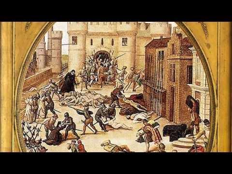 The Massacre of St Bartholomew's Day