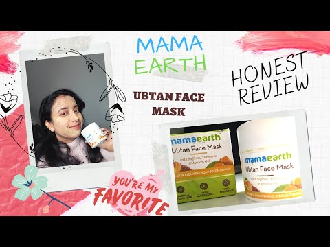 Finally Mama Earth Ubtan Face Mask Review, Remove Tan, Everything You Need To Know Before Buying.
