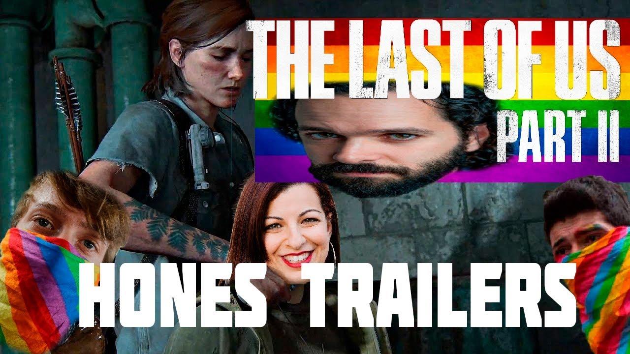 Download THE LAST OF US 2 (honest trailer!!!!)