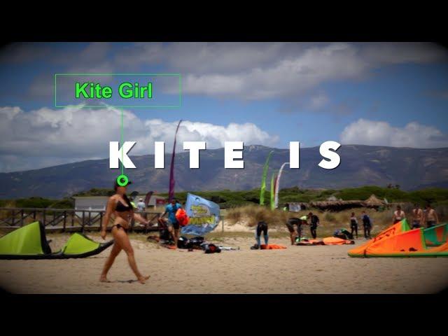 Kitesurfing School.