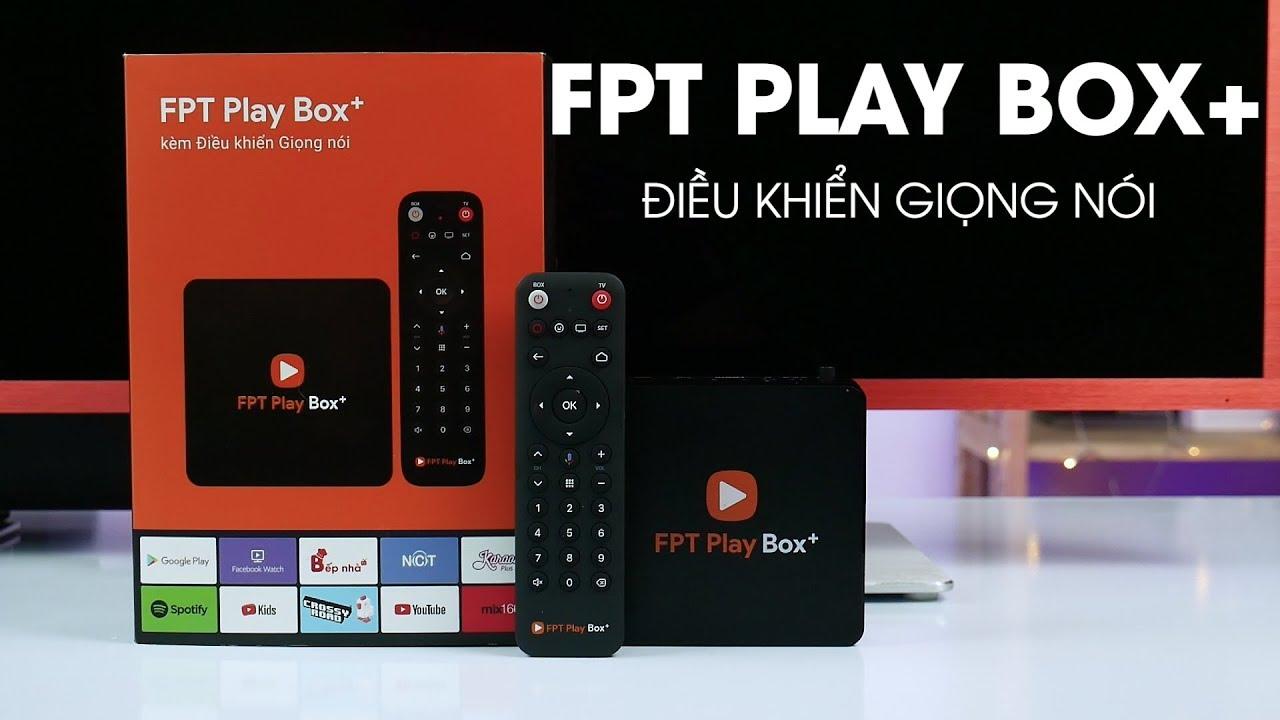 Kết quả hình ảnh cho fpt play box