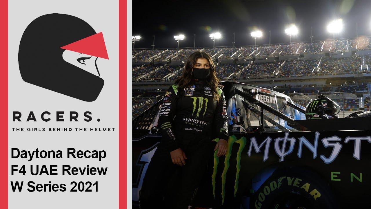 Women Racing To Win. February 18, 2021.
