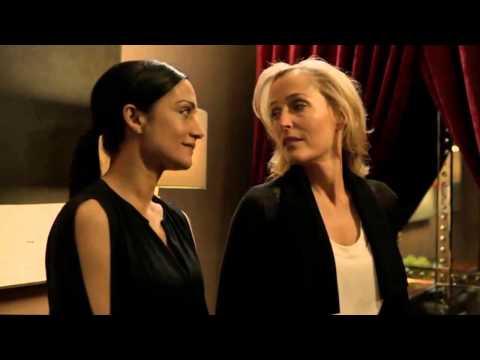 Gillian Anderson & Archie Panjabi - Part 2