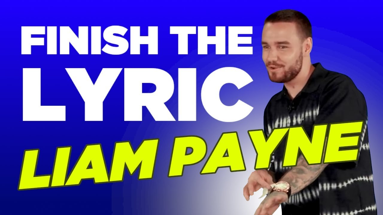 Liam Payne Covers Harry Styles, Little Mix & More | Finish The Lyric | Capital
