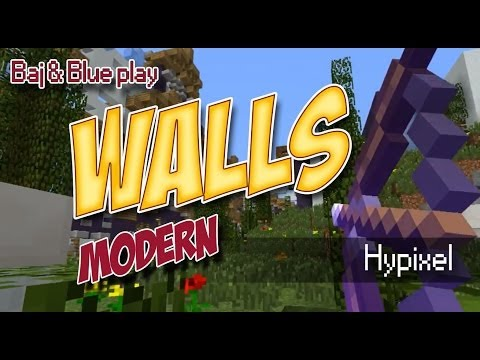 W92Baj - Let's Play Hypixel Walls - Modern - With BlueBayou