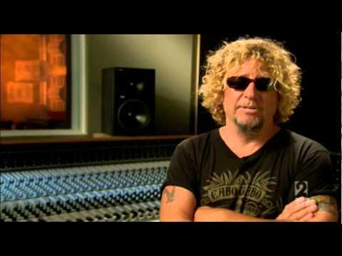 Van Halen Videos w/ Commentary by Sammy Hagar