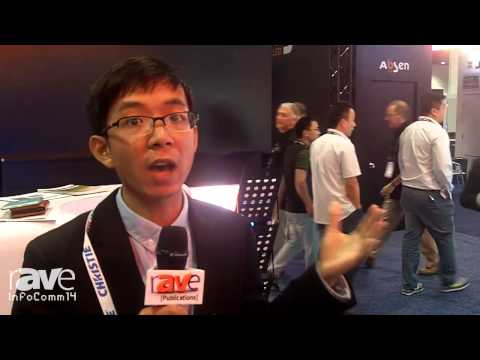 InfoComm 2014: Shenzhen Lamp Technology Shows its LED Displays