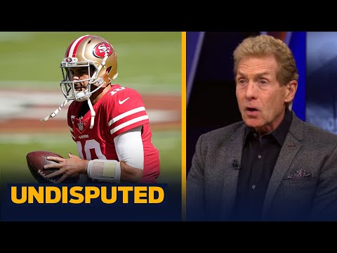I don't understand the 49ers paying a 'king's ransom' to move up to No.3 - Skip   NFL   UNDISPUTED