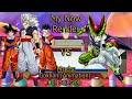 My Render | Fusión Dance De Goku Y Gohan Vs Cell Ssg | Dbz Ttt video