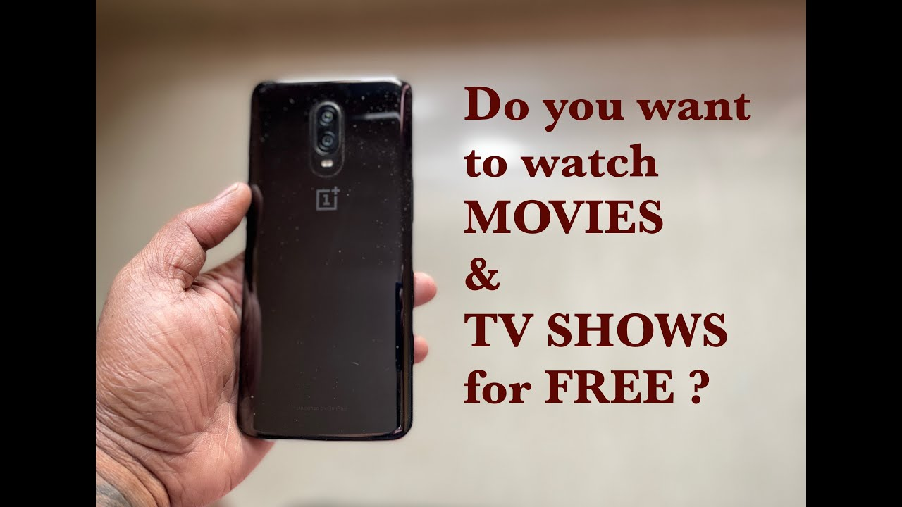 How to watch MOVIES and TV SHOWS for FREE on your android devices.