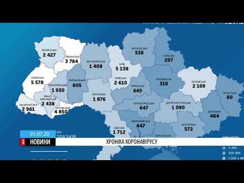 ТРК ВіККА: Троє нових інфікованих і дві смерті: хроніка коронавірусу на Черкащині