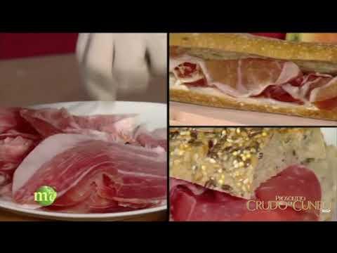 La puntata di Mela Verde sul Crudo di Cuneo