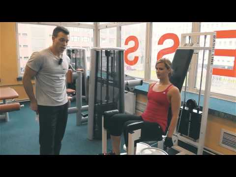 90denní výzva s onefit.cz - díl 5. - cviky na stehna a zadek