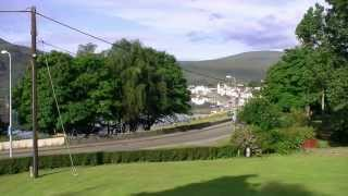 Ullapool, Loch Broom and going north in Wester Ross - Scotland
