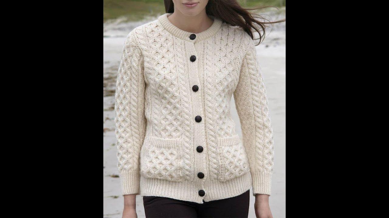 d2e247e37 Sweater Design for Ladies - YouTube