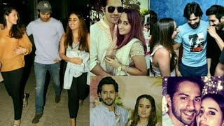 Varun Dhawan's Girlfriend Natasha Dalal   Confessed Love at Sonam's Wedding