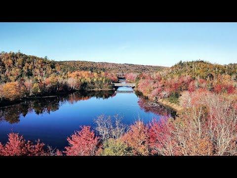 Autumn Fun - Mavic Pro Aerial Video 4K UHD