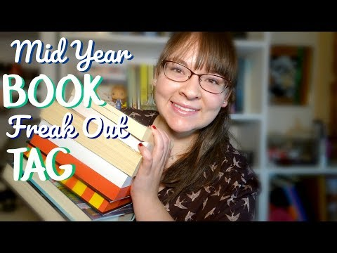 Mid Year Book Freak Out TAG | 2017