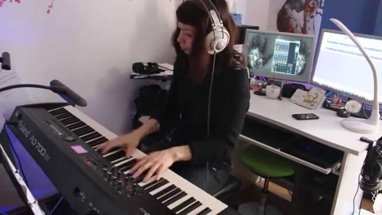 Bob Segermetallica Turn The Page Piano Cover Version 2 Youtube