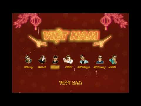 VIỆT NAM - 95G ft Wowy x Suboi x Bred | Official Audio |