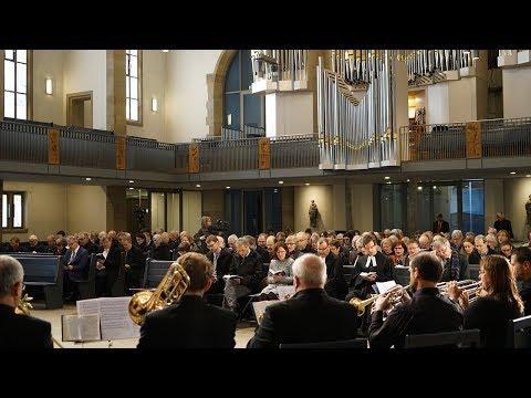 Gloria: Gottesdienst zur Herbstsynode in der Stiftskirche Stuttgart
