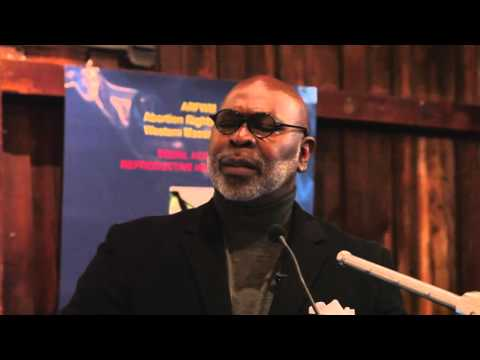 Dr. Willie Parker honored by Abortion Rights Fund of Western Massachusetts