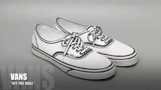 How to make your vans look cartoons #joshuavides style