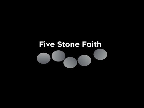 "Doug Lasit, ""5 Stone Faith"""