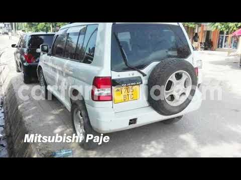 Mitsubishi Cars for Sale in Tanzania