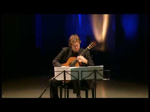 "Otto Tolonen performs ""alone"" (2007) for guitar"