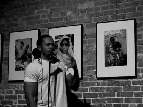 LIVE @ the Nuyorican poets Cafe (Arrogance piece)