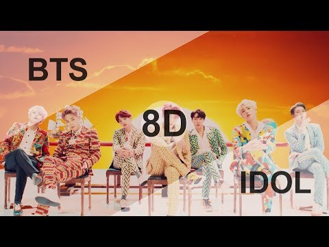 BTS (방탄소년단) - IDOL [8D USE HEADPHONE] 🎧