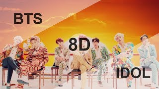 BTS (방탄소년단) - IDOL [8D USE HEADPHONE] 🎧 Resimi