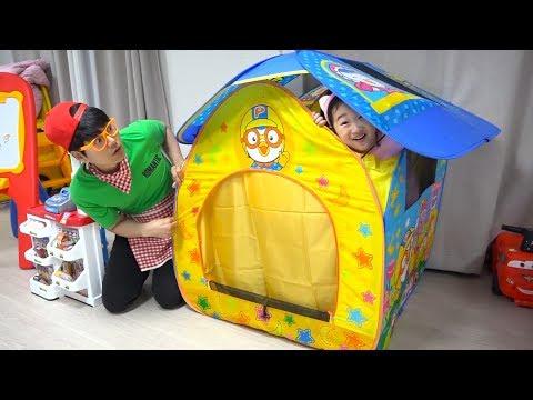 氤措瀸鞚挫檧 霕愳箻鞚� 毵堧矔鞚� 韰愴姼 鞛ル倻臧� 雴�鞚� Boram and Playhouse Tent Toy