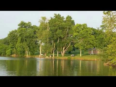 Jacobson Park | Lexington Kentucky Attraction | USA Travel | Beautiful Parks | Playgrounds