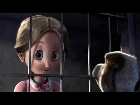 Грустная песня про девочку, которая хотела собаку... Для детей.