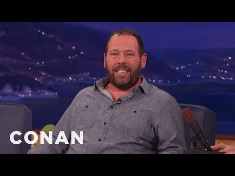 Bert Kreischer Robbed A Train With The Russian Mafia   CONAN on TBS