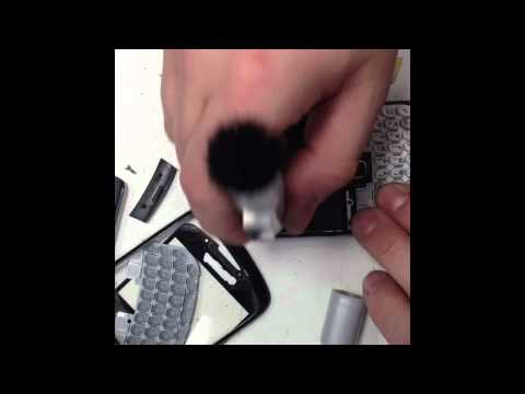 How To Replace Blackberry 8520 Curve Housing Case