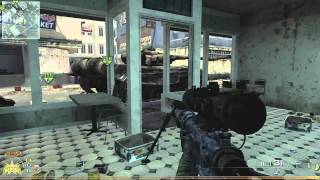Call Of Duty MW2 (Good Old Sniping)