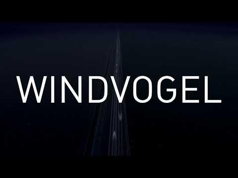 WINDVOGEL by Daan Roosegaarde [OFFICIAL VIDEO]